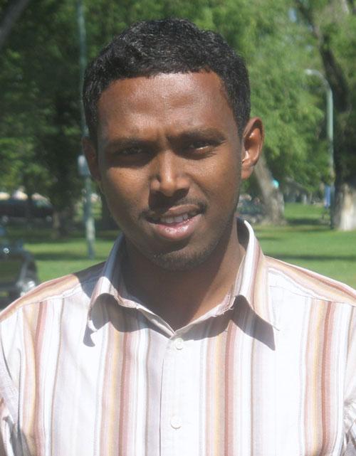 Ahmed Headshot
