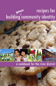 Community Building Recipe Book, 2012