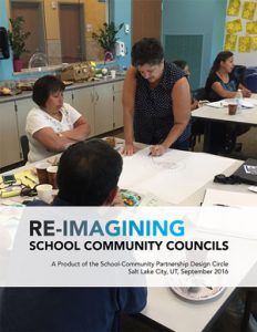 Guide to Re-Imagining Family-School Partnerships, 2012