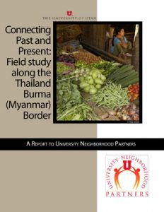 Thailand Project Report, 2008