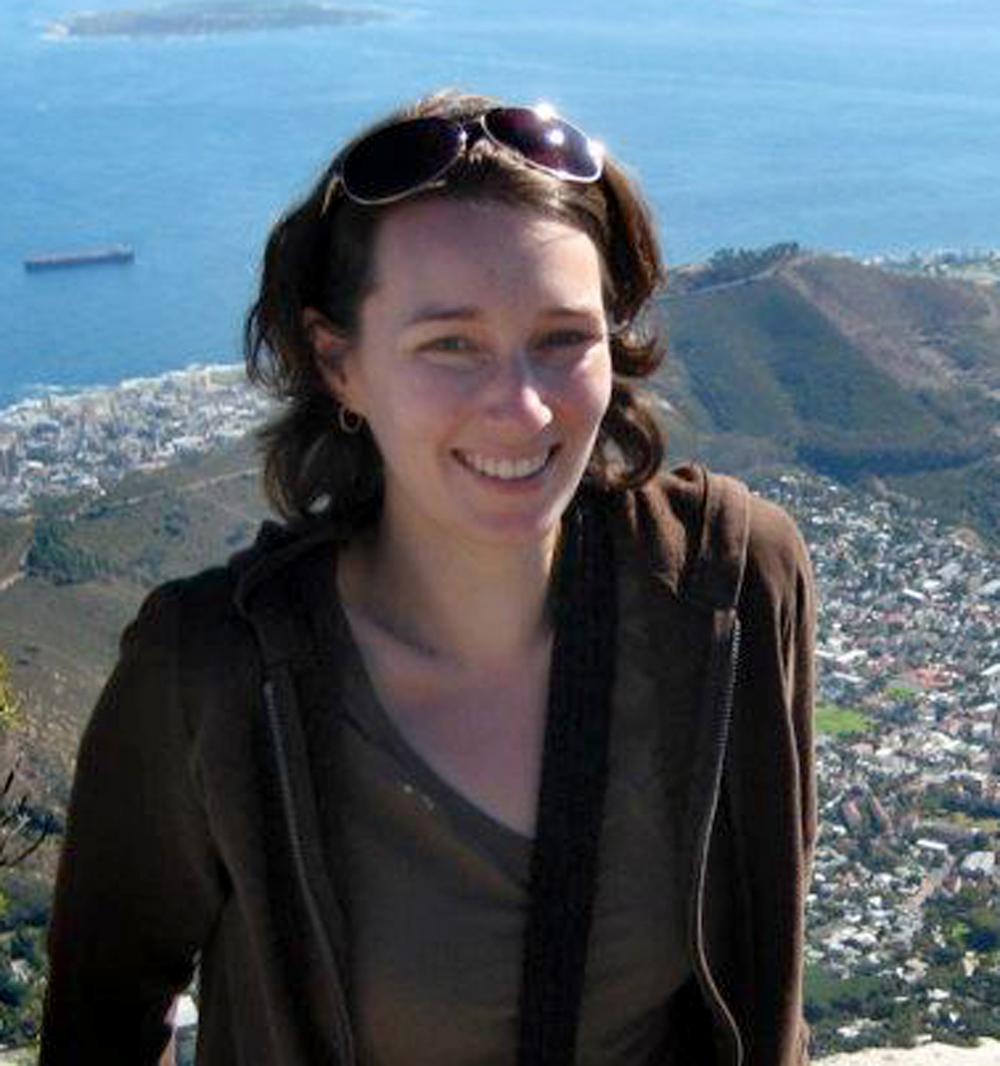 Sarah Morton Headshot