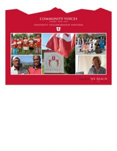 Community Voices 2010 Cover