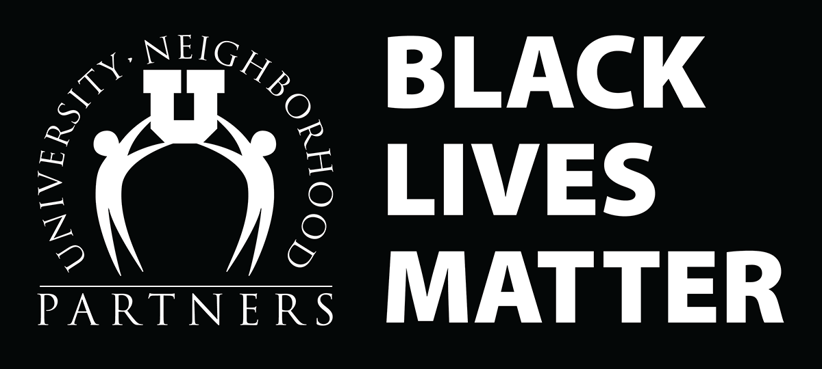 UNP Logo and Black Lives Matter